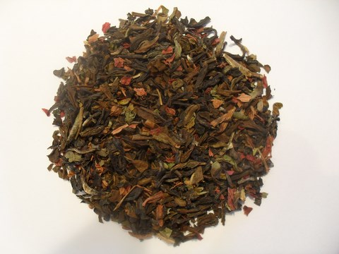 Ilam rhododendron black tea